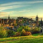Edinburgh *Please View Larger* by Don Alexander Lumsden (Echo7)