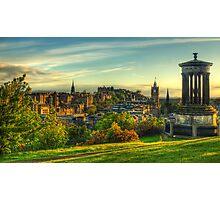 Edinburgh *Please View Larger* Photographic Print
