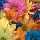Spring flowers 2 by sparkleshine