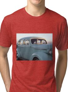 Old Blue Tri-blend T-Shirt