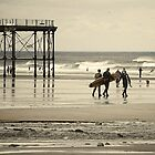 Surf's Up.. by ElsieBell