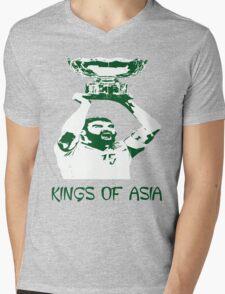 Kings of Asia Mens V-Neck T-Shirt