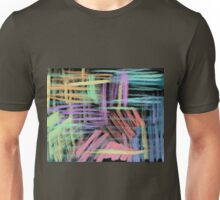 oil pastels pattern Unisex T-Shirt