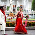 The Wedding in Sri Lanka by Mili Wijeratne