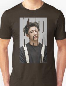 iKON B.I 'Kim Han Bin' Typography T-Shirt