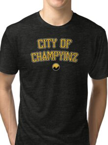 City of Champyinz Tri-blend T-Shirt