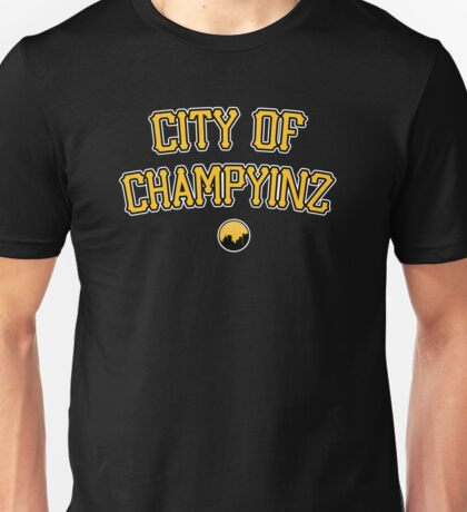 City of Champyinz Unisex T-Shirt