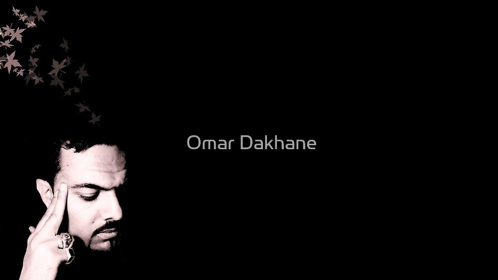 Self-Portrait by Omar Dakhane