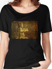 A Golden Roo at Arakoon Women's Relaxed Fit T-Shirt