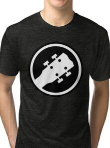 ukulele Tri-blend T-Shirt