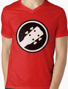 ukulele Mens V-Neck T-Shirt