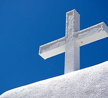 Taos Pueblo Cross by scottmarla