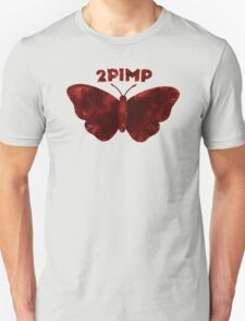2 Pimp A Butterfly Alternate Logo T-Shirt
