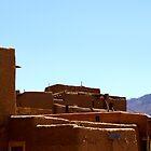 Taos Pueblo by scottmarla