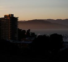 View from Hyde Street by fototaker