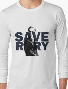 Save Rory Long Sleeve T-Shirt