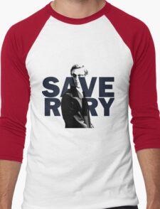 Save Rory Men's Baseball ¾ T-Shirt