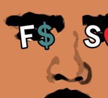 J. Cole F$SL Sticker