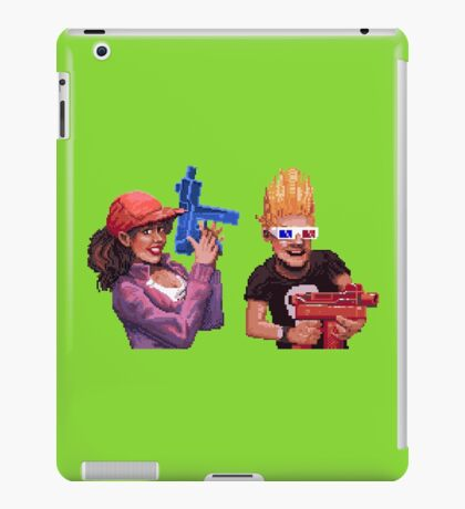 Zombies Ate My Neighbours iPad Case/Skin