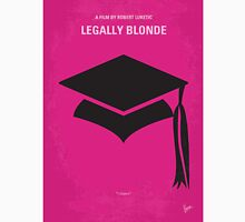 No301 My Legally Blonde minimal movie poster Unisex T-Shirt