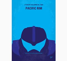 No306 My Pacific Rim minimal movie poster Unisex T-Shirt