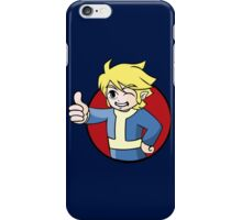 Elf Boy of Vault 231 iPhone Case/Skin