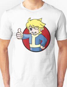 Elf Boy of Vault 231 Unisex T-Shirt