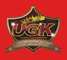 UGK Underground Kings Kids Tee