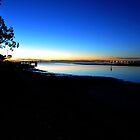Shorncliffe at pre-dawn. Brisbane, Queensland, Australia. (2) by Ralph de Zilva