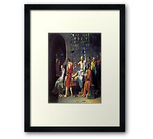 First Pick Scout, Typical. Framed Print