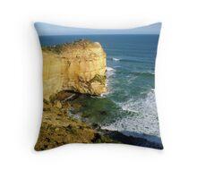Shipwreck Coast - Port  Campbell, Victoria. Throw Pillow