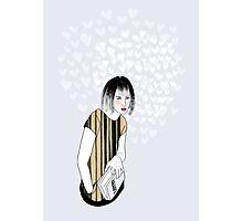 Love? Photographic Print