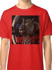 werewolf mirror  Classic T-Shirt