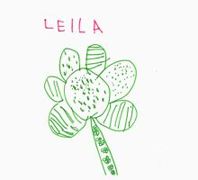 Leila Green Flower Unisex T-Shirt