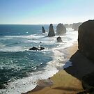 Twelve Apostles - Port Campbell. Vic by EdsMum