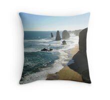 Twelve Apostles - Port Campbell. Vic Throw Pillow