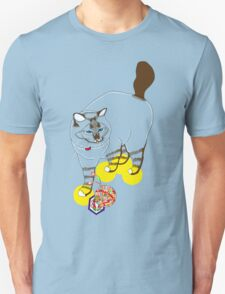Eat . Play . Love Unisex T-Shirt