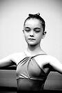 Portrait of a Ballerina by Renee Hubbard Fine Art Photography