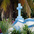 Church in Manzanillo, Mexico by Rae Tucker