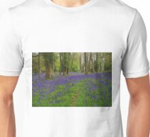 Bluebell Wood Unisex T-Shirt