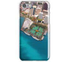 Honolulu City, Oahu, Hawaii iPhone Case/Skin
