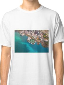Honolulu City, Oahu, Hawaii Classic T-Shirt