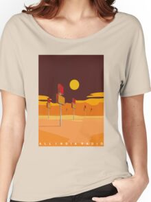 All India Radio - Echo Other Women's Relaxed Fit T-Shirt