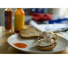 breakfast of kings Photographic Print