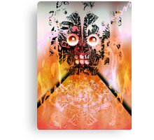 Dream of electric sheep 1 Canvas Print