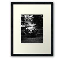 Citroen 2 Framed Print