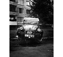 Citroen 2 Photographic Print