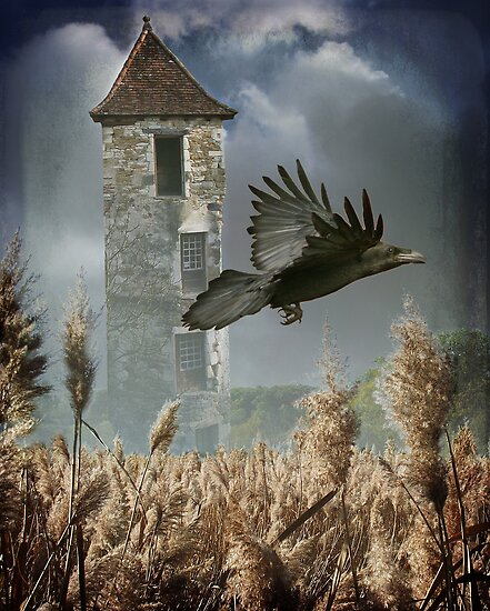 Raven Tower by Rookwood Studio ©