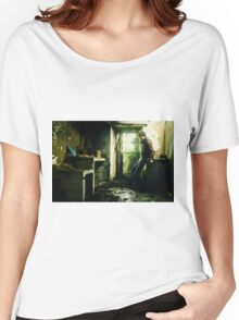 Abandoned House Women's Relaxed Fit T-Shirt