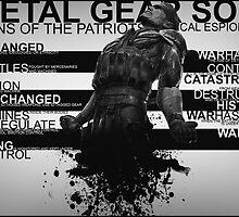 Metal Gear Solid 4 - War Has Changed by Strangetalk